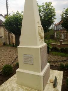 Grand Féré monument