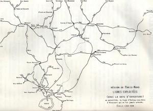 ligne aulnay rivecourt
